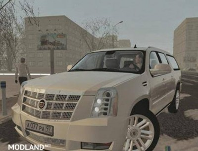 Cadillac Escalade [1.2.2], 1 photo